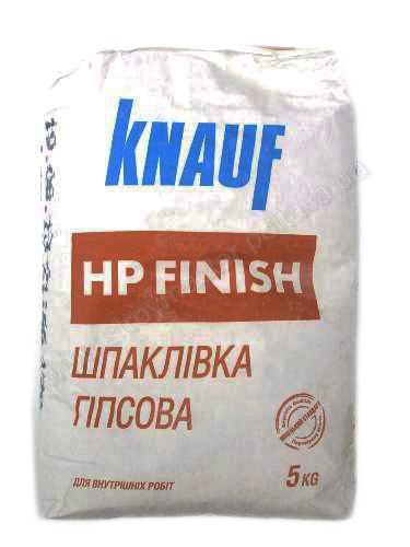 Шпаклевка Knauf HP Finish (5кг)
